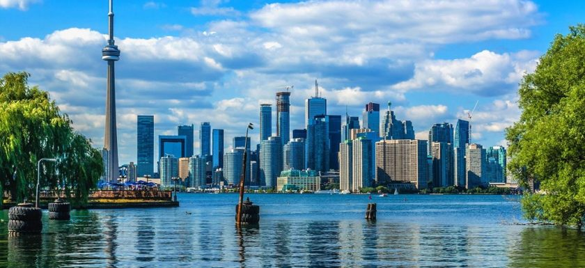 Cryptotourism in Toronto